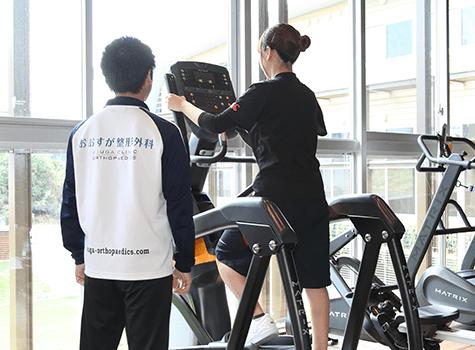 スポーツ選手の専門診療や早期復帰へのトータルサポート